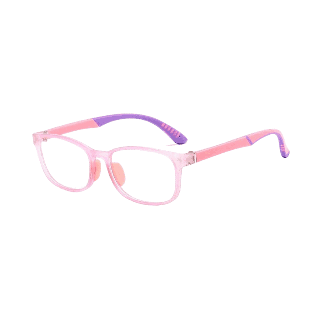 Kids Optics Snappy teens - Frost Pink (front)
